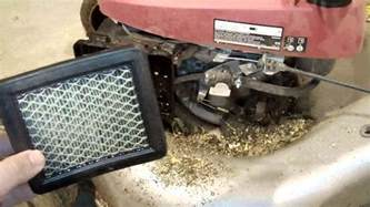 how to clean lawn mower air filter best mower reviews