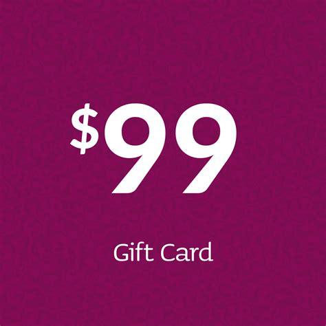 99 Gift Card - 99 gift card fuchsia