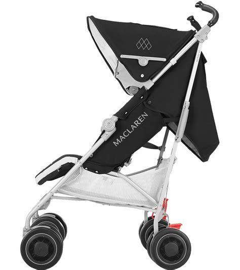 maclaren 2016 techno xt stroller black silver
