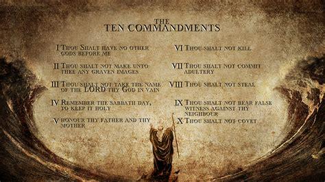The Ten Commandments ten commandments wallpaper 1181030