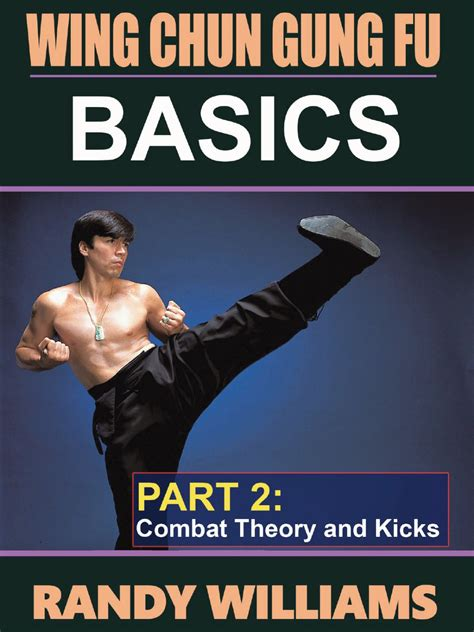 Wing Chun Gung Fu Combat Drills Basic Blocks And Traps Randy William vd5235a wing chun gung fu combat drills 2 dvd randy