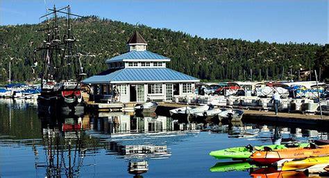 big bear lake rental with boat holloway s marina big bear lake jet ski and boat rentals