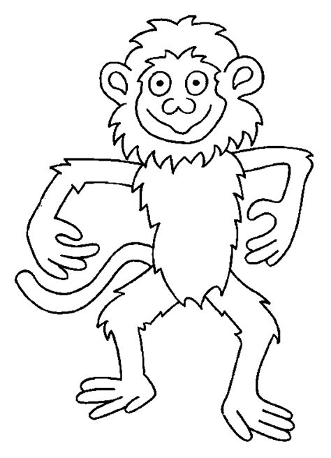 little monkey coloring pages little monkeys coloring pages image galleries imagekb com