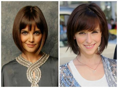 is a bob haircut for a small face the best bob for your face shape hair world magazine