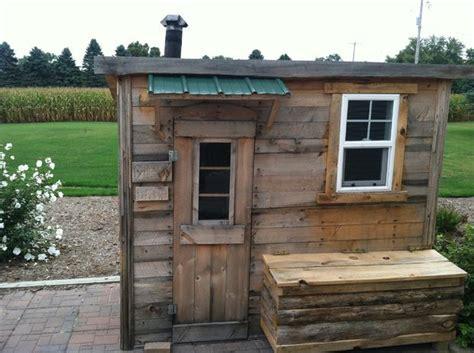 Diy Backyard Sauna by Wood Burning Sauna Diy