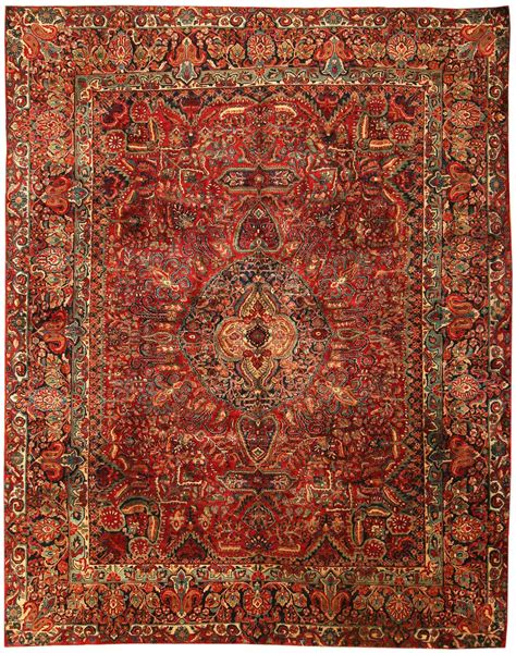 Antique Sarouk Persian Rug 43559 For Sale Antiques Com Antique Rugs Prices