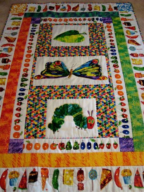 quilt pattern very hungry caterpillar 36 best images about very hungry caterpillar on pinterest
