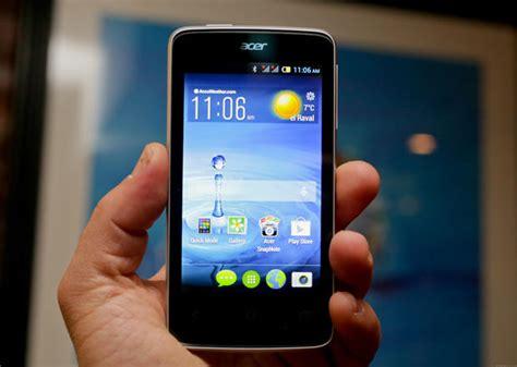 Harga Acer Z160 spesifikasi dan harga android 1 jutaan acer liquid z4