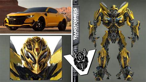 Robot Transgormer Bumblebee transformers 5 bumblebee robot design revealed