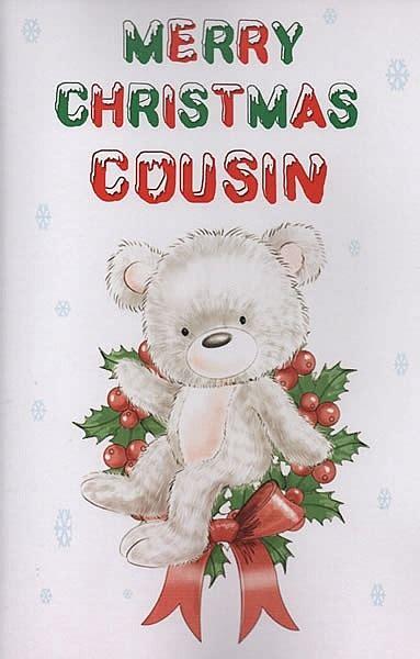 merry christmas cousin libridacqua