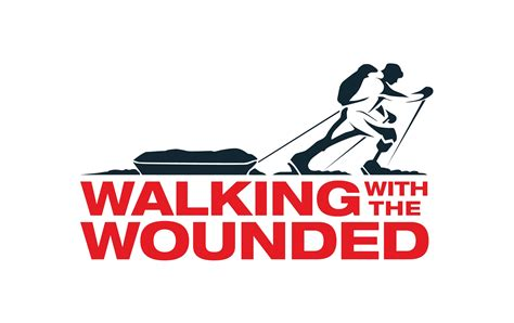 with the walking with the wounded raffle winners your