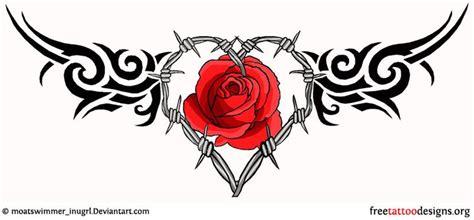 gothic heart tattoo designs