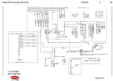 2005 peterbilt headlight wiring best site wiring harness before oct 15 2001 peterbilt 387 complete wiring diagram schematic ebay