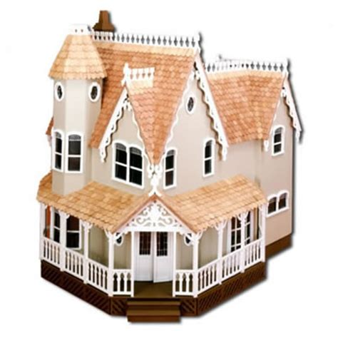 greenleaf doll house pierce dollhouse kit