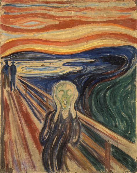 edvard munch the scream wikidata