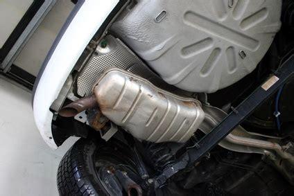 Exhaust System Leak Repair October 2013 Repair And Fix It
