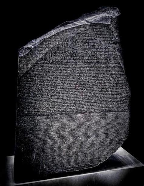 rosetta stone model 85 photos qui ont marqu 233 l histoire paperblog