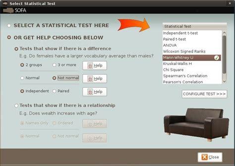 sofa statistics review sofa statistics software review mjob blog
