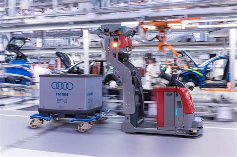 audi production line audi predicts the of the production line autocar