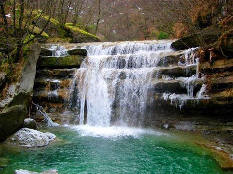 meteo bagno di romagna fc cascate dell acquacheta al confine tra l emilia romagna e