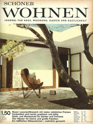 Duschvorhang Modern 1962 by 50 Jahre Sch 214 Ner Wohnen Sch 214 Ner Wohnen Heft 6 Juni 1962