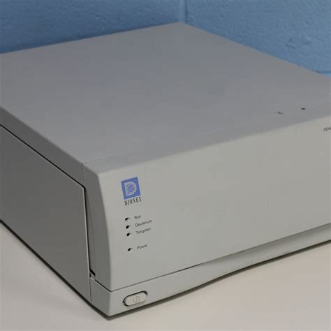 photo diode array detector in hplc refurbished dionex biolc pda 100 photodiode array detector