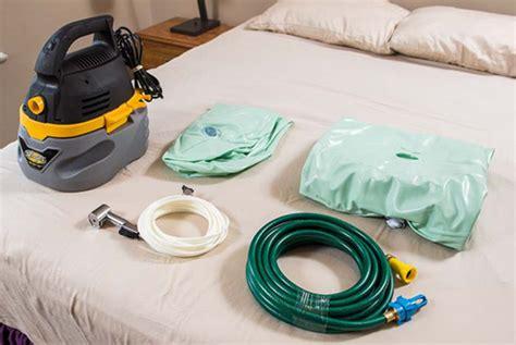 inflatable bed bathtub ez bathe inflatable bed bath free shipping
