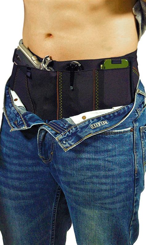 concealed carry knife holster the can can concealment 174 sport belt big shebang is the