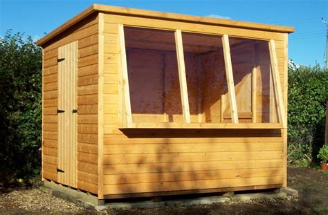 Potting Sheds Uk by Potting Sheds Greenhouses Beaminster Sheds