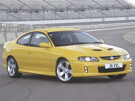 Vauxhall Monaro Picture 35900 Vauxhall Photo Gallery