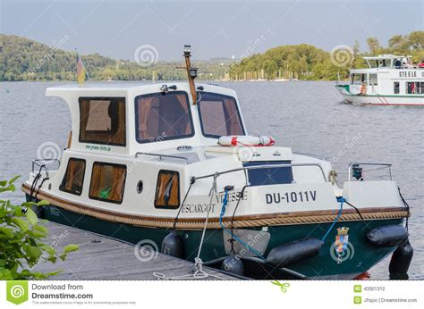 charter boat licence charter boat escargot vitesse editorial photography