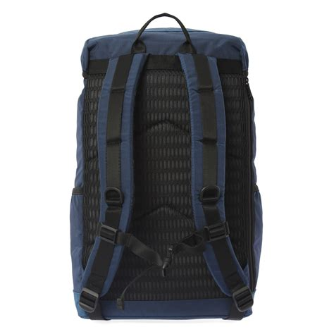 New Navy Mix Laptop Backpack 3 Free Cover new disaster backpack black the earth shop touch of modern