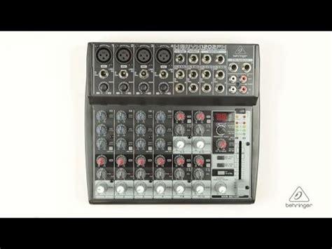 Mixer Xenyx 1202fx behringer xenyx 1202fx premium 12 input ultra compact