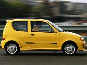 Fiat Seicento Sporting Abarth Fiat Seicento Sporting Abarth Uk Spec 1998 2001