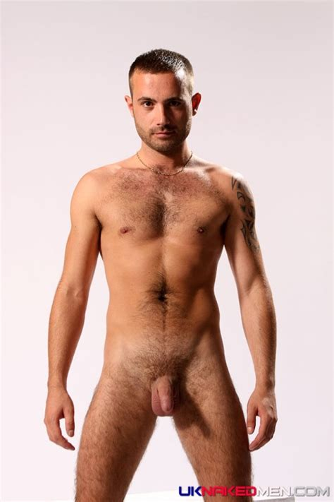My Fun Galaxy D Uknakedmen Hairy Handsome Man Toby James