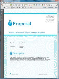 25 best ideas about proposal example on pinterest