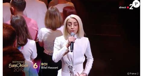 destination eurovision bilal hassani chim232ne badi