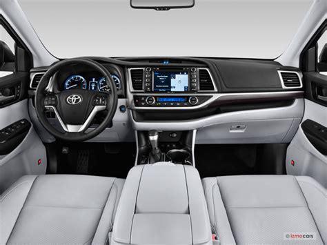 Toyota Highlander 2015 Interior 2015 Toyota Highlander Interior U S News Best Cars