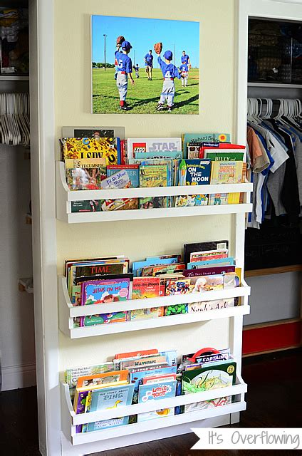 childrens wall bookshelves diy how to build a wall mount bookshelf its overflowing