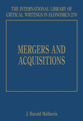 research papers on mergers and acquisitions mergers and acquisitions j harold mulherin innbundet