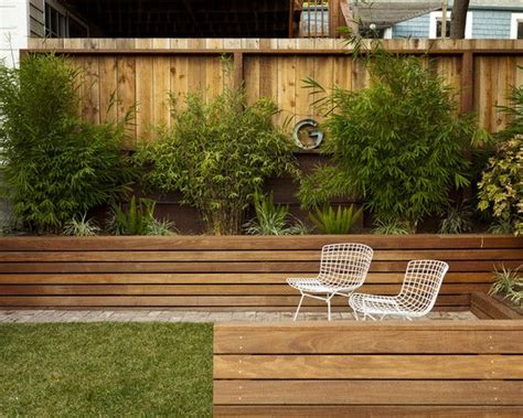 wooden garden wall 25 best ideas about wood retaining wall on