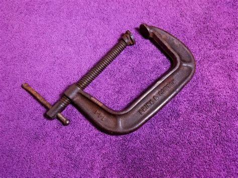 brink cotton vintage  clamp   ebay