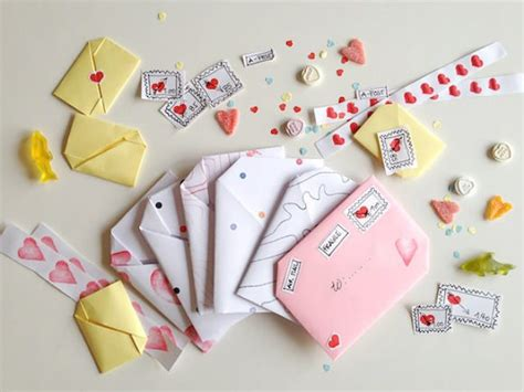 diy stationery diy stationery for s day kidsomania