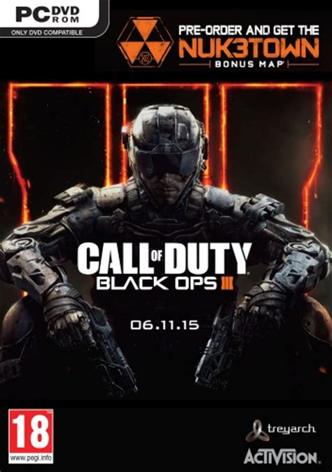 Pc Call Of Duty call of duty black ops 3 pc spel cdon