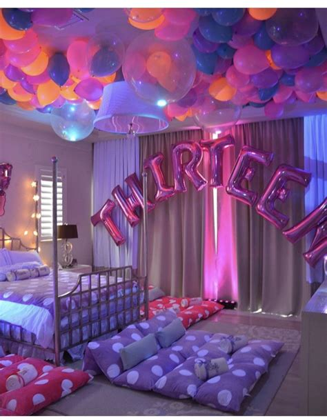 themes for a girl slumber party sleep over room i want your house pinterest room