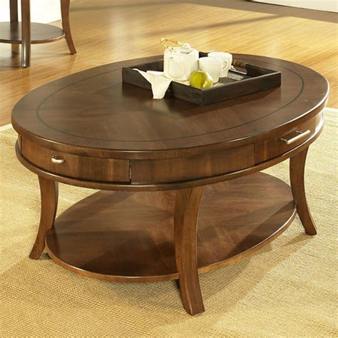 coffee table appealing oval coffee tables design ideas
