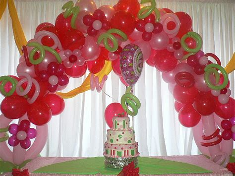 Balloon Decorations by Balloons Rb Planners