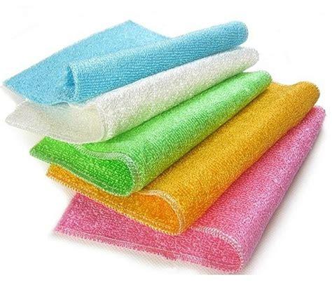Bamboo Fiber Dish Cloth 100 bamboo fiber dishcloth cleaning dishcloths 002 cg