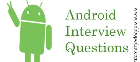 Android Questions by Android Question Archives Webbopedia