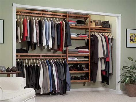 How To Store Shirts In Closet by Bloombety Clothing Organizing Closets With Ornamental